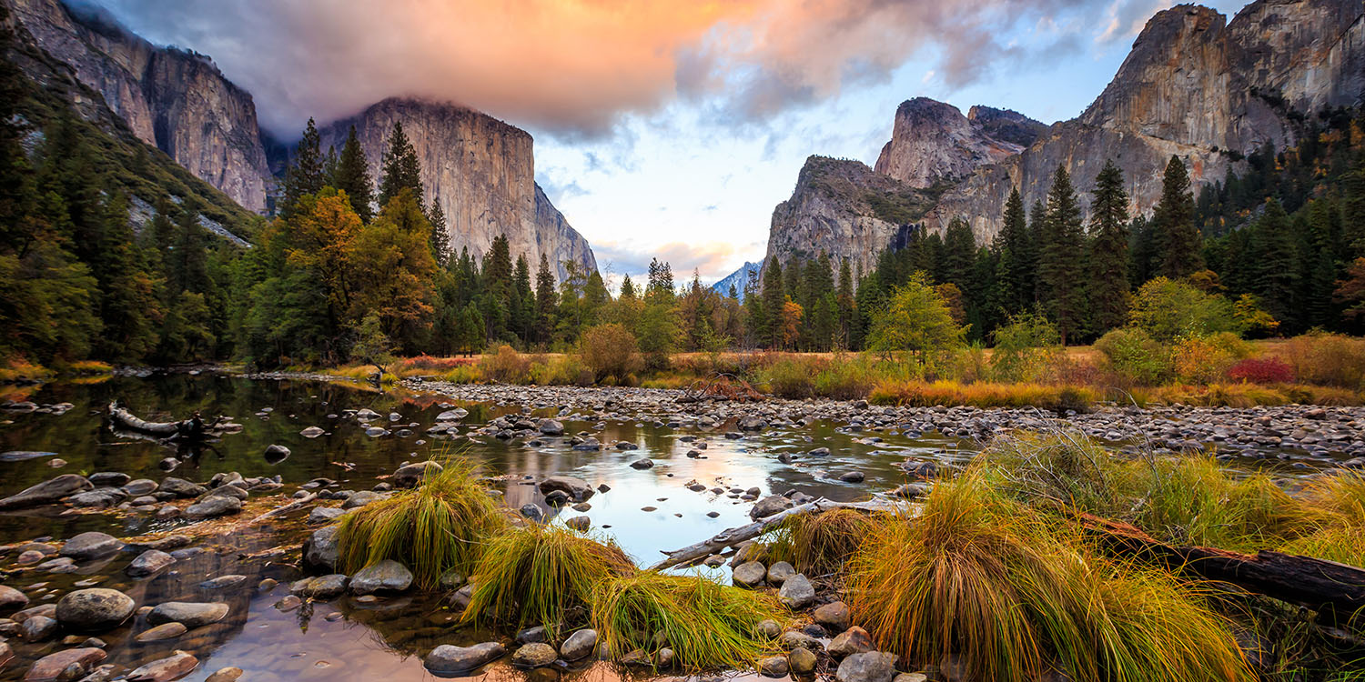 ENJOY EASY ACCESS TO THE SPLENDOR OF YOSEMITE NATIONAL PARK